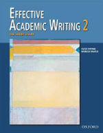 Effective Academic Writing : Short Essay v. 2 - Patricia Mayer