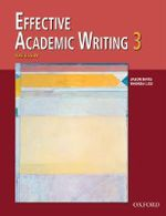 Effective Academic Writing : Essay v. 3 - Alice Savage