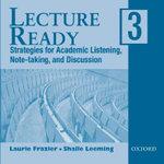 Lecture Ready 3 : Audio CDs - Kathy Sherak