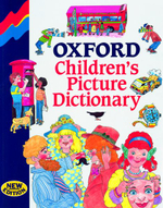 Oxford Children's Picture Dictionary - L.A. Hill