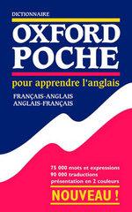 Dictionnaire Oxford Poche Pour Apprendre L'Anglais : Francais-Anglais/Anglais-Francais