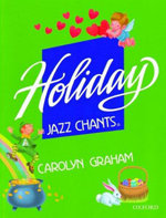 Holiday Jazz Chants : Student Book - Carolyn Graham