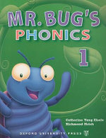 Mr. Bug's Phonics : Student Book Level 1 - Richmond Hsieh