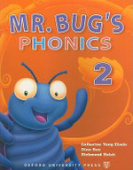 Mr. Bug's Phonics : Student Book Level 2 - Richmond Hsieh