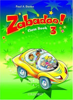 Zabadoo! : 3: Class Book - Paul A. Davies