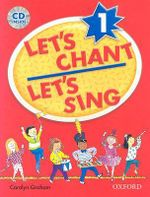 Let's Chant, Let's Sing : CD pack 1 - Carolyn Graham