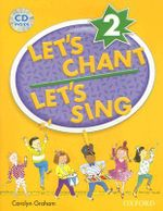Let's Chant, Let's Sing : CD pack 2 - Carolyn Graham