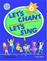 Let's Chant, Let's Sing : 6: CD Pack - Carolyn Graham