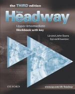 New Headway : Workbook (with Key) Upper-Intermediate level - Liz Soars