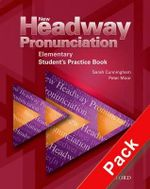 New Headway Pronunciation Course : Student's Practice Book and Audio CD Pack Elementary level - Bill Bowler
