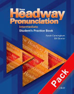 New Headway Pronunciation Course : Student's Practice Book and Audio CD Pack Pre-intermediate level - Bill Bowler