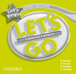 Let's Begin : Audio CD - Ritsuko Nakata