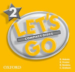 Let's Go : 2: Audio CDs - R. Nakata