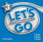 Let's Go : 3: Audio CDs - Ritsuko Nakata
