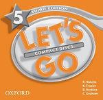 Let's Go 5 : CD: Level 5 - Ritsuko Nakata