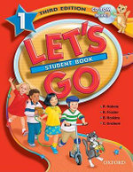 Let's Go : Student Book with CD-ROM Pack 1 - Ritsuko Nakata