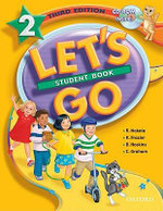 Let's Go : Student Book with CD-ROM Pack Level 2 - Ritsuko Nakata