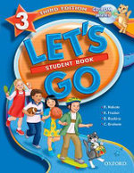 Let's Go : Student Book with CD-ROM Pack Level 3 - Ritsuko Nakata