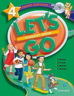 Let's Go : Student Book with CD-ROM Pack Level 4 - Ritsuko Nakata