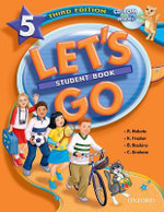 Let's Go : Student Book with CD-ROM Pack Level 5 - Ritsuko Nakata