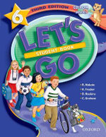 Let's Go : Student Book with CD-ROM Pack Level 6 - Ritsuko Nakata