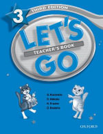 Let's Go : Teacher's Book Level 3 - Genevieve Kocienda