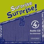Surprise Surprise : 4: Class Audio CD - REILLY