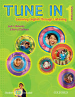 Tune in 1 : Student's Book with CD Pack - Jack C. Richards