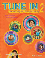 Tune in 2 : Student Book with Student CD - Jack C. Richards