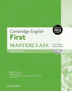 Cambridge English : First Masterclass: Workbook Pack Without Key - Simon Haines