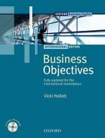 Business Objectives New Edition : Workbook - Vicki Hollett