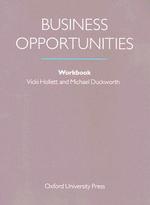 Business Opportunities : Workbook - Vicki Hollett