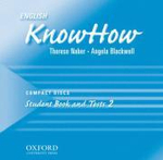 English Knowhow 2 : Class Audio CDs - Angela Blackwell