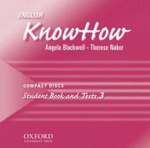 English Knowhow 3 : Class Audio CDs - Angela Blackwell