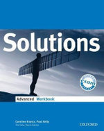 Solutions Advanced : Workbook - Tim Falla