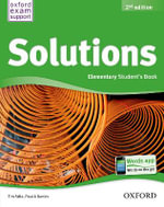 Solutions : Elementary: Student Book - Tim Falla