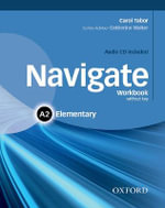 Navigate : Elementary A2: Workbook with CD (Without Key) - Jake Hughes