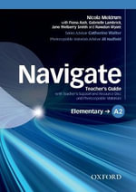 Navigate : Elementary A2: Teacher's Guide with Teacher's Support and Resource Disc - Jake Hughes