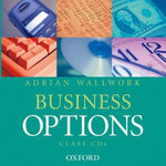 Business Options : Class Audio CDs - Adrian Wallwork