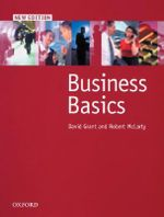 Business Basics : Student's Book - David Grant