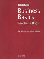Business Basics : Teacher's Book - Robert McLarty
