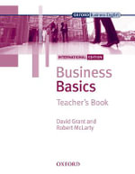 Business Basics : Teacher's Book - David Grant