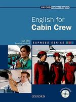 English for Cabin Crew: Student Book Pack : A Short, Specialist English Course - Lewis Lansford