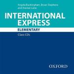 International Express : Elementary: Class Audio CD - Angela Buckingham
