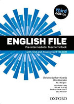 English File : Pre-intermediate: Teacher's Book with Test and Assessment CD-ROM - OXENDEN ET AL