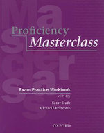 Proficiency Masterclass : Workbook with Key Audio-CD Pack - Kathy Gude