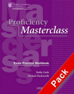 Proficiency Masterclass : Workbook without Key and Audio CD Pack - Kathy Gude