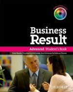 Business Result : Advanced: Student's Book with DVD-ROM and Interactive or Online Workbook - OXFORD