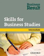 Business Result DVD Edition: Intermediate: Skills for Business Studies Pack : A Reading and Writing Skills Book for Business Students - OXFORD