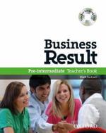 Business Result Pre-intermediate : Teacher Book Pack - Mark Bartram